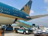 Lần đầu tiên vải thiều 'ngồi' khoang hành khách trên siêu máy bay Boeing 787
