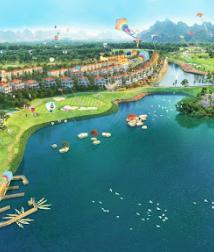 Wyndham Sky Lake Resort & Villas: Chinh phục đỉnh cao nghỉ dưỡng ven đô