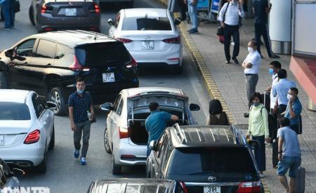 Thu phí ô tô ra, vào sân bay thấp nhất 5.000 đồng, kiểm soát như trạm BOT